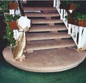 Custom stairs from American Rug - Palmer, MA