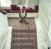 American Rug installs custom rugs - Westfield, MA