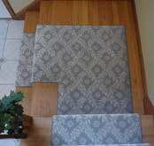 Unique flooring designs from American Rug - Chicopee, MA