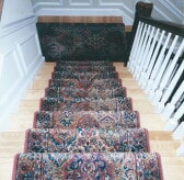 Stairs and runners from American Rug - West Springfield, MA