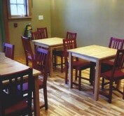 Commercial floors from American Rug - Westfield, MA