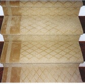 Custom runners and stairs from American Rug - Westfield, MA