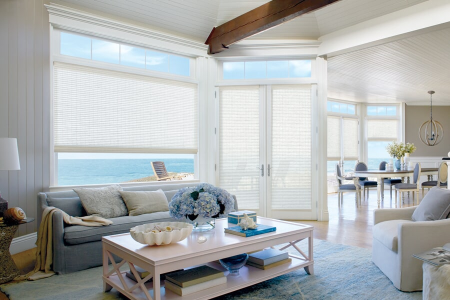 Hunter Douglas window shades in Culpeper, VA from Early's Flooring Specialists & More