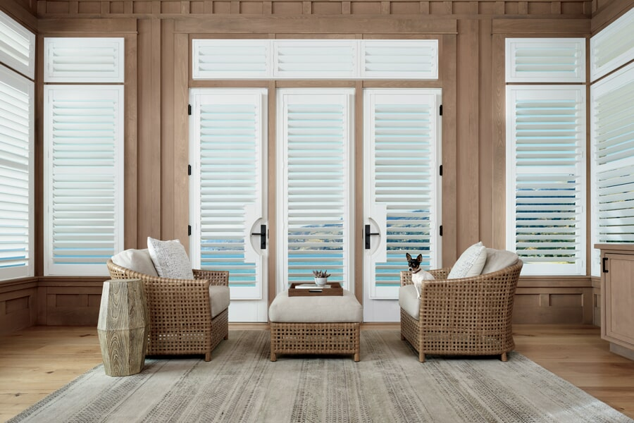 Hunter Douglas window blinds in Front Royal, VA from Early's Flooring Specialists & More