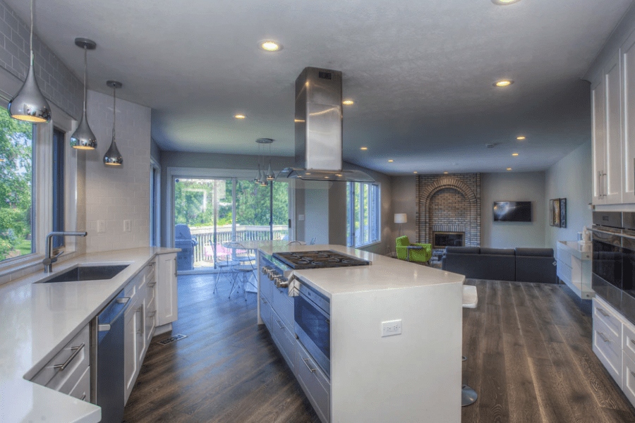 Countertops in Valencia, CA from Dave Walter Flooring Kitchens and Baths