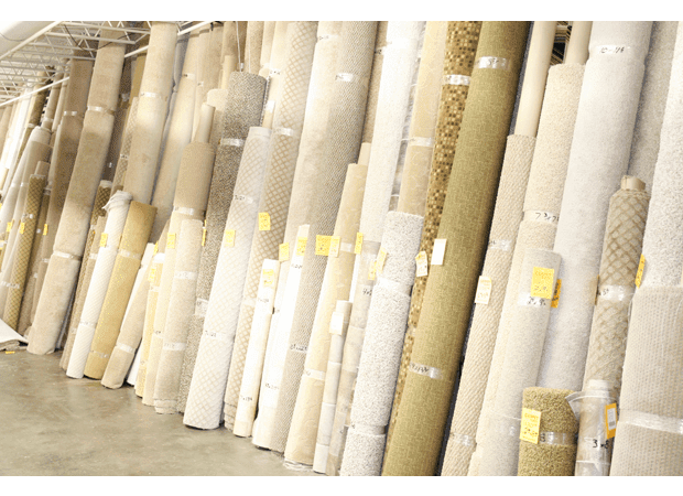 Save money at Carpet Depot in Atlanta, GA with carpet rolls