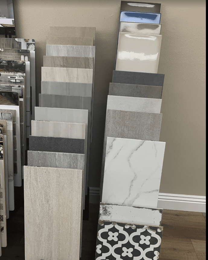Many stone options for your Canyon Country, CA home at Dave Walter Flooring Kitchens and Baths