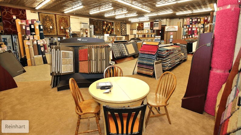 Sit down with our design professionals at Reinhart Carpet Outlet in Philadelphia, PA