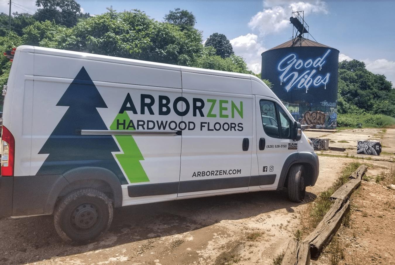 Good Vibes from Arbor Zen Hardwood Floors