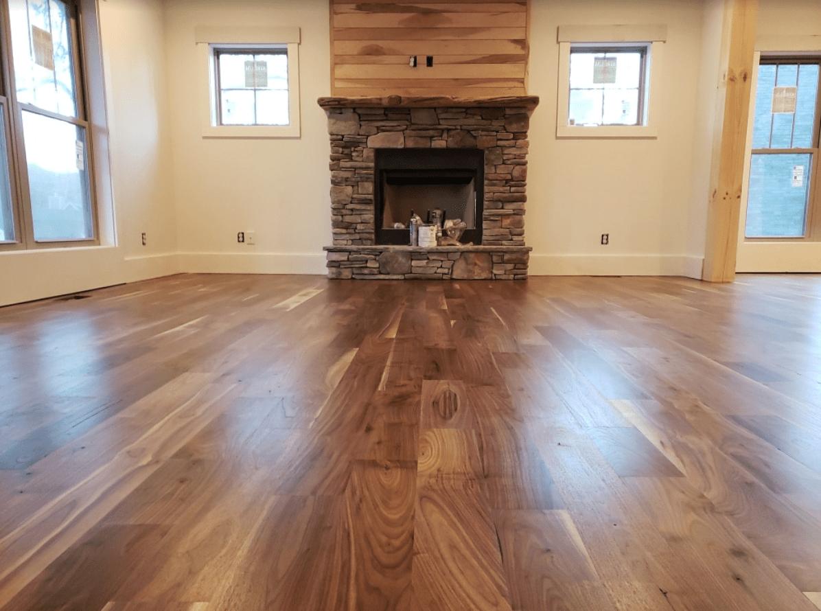 Finished Flooring from Arbor Zen Hardwood Floors in Hendersonville, NC