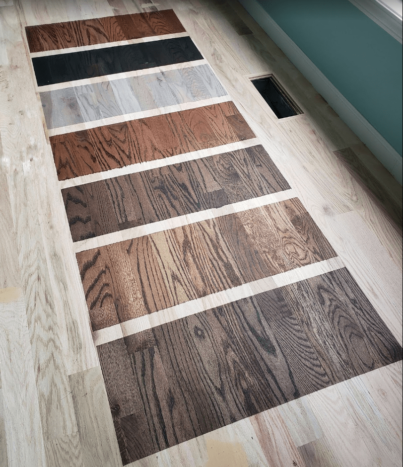 Arbor Zen Hardwood Floors offers a wide selection of hardwood finishes and stains