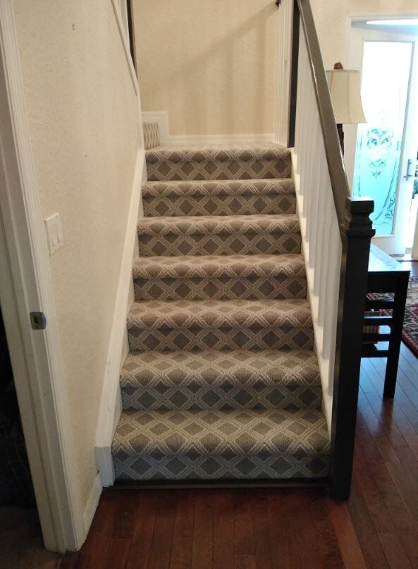 Carpet installation from Capitol Carpet & Tile and Window Fashions in Boca Raton, FL