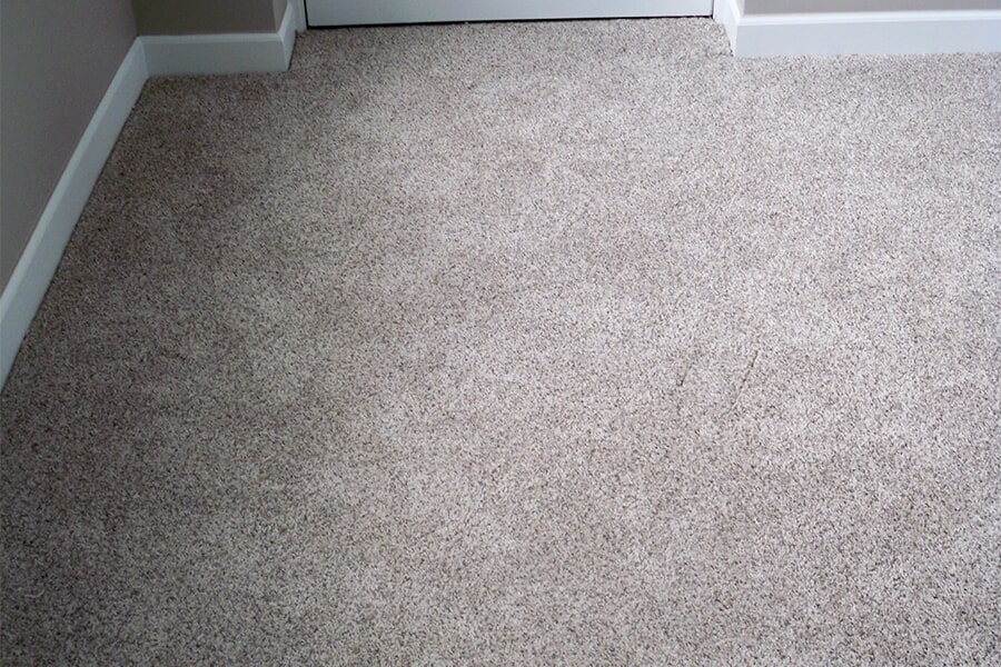 Soft new carpet installation in Port St. Lucie, FL from Carpets Etc