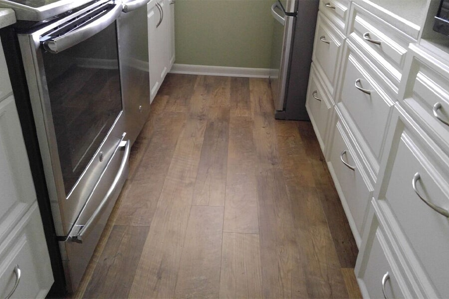 Waterproof kitchen flooring in Fort Pierce, FL from Carpets Etc