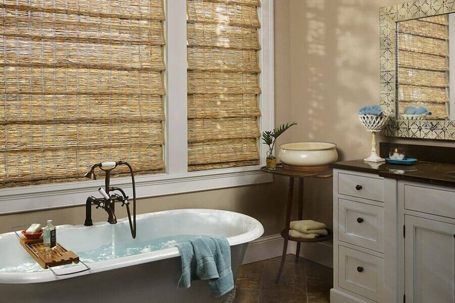 Window Treatments for Bathrooms in New Rochelle, NY