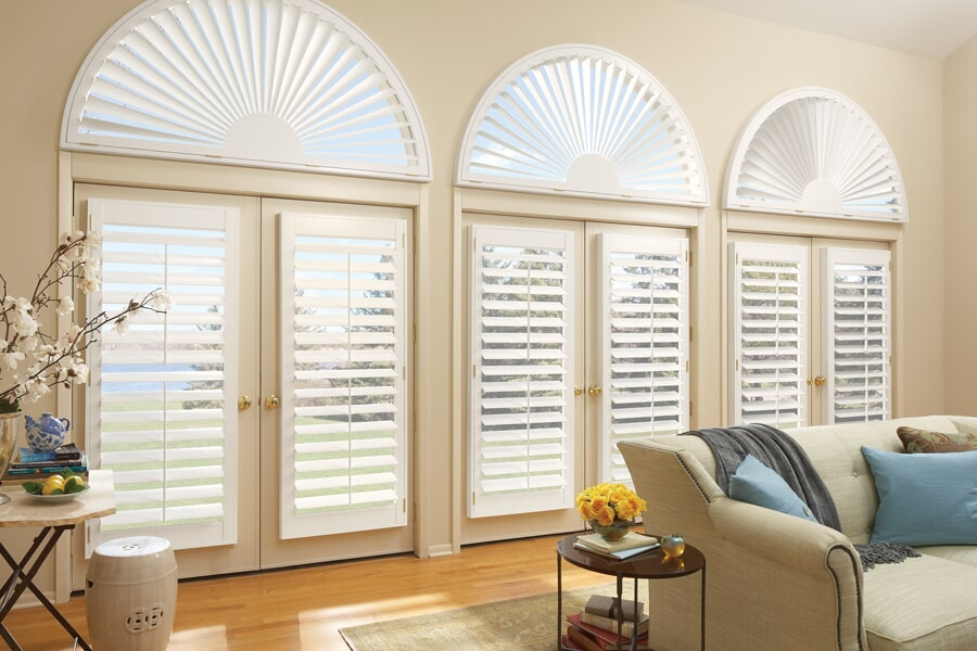 Hunter Douglas window treatments in Amissville, VA from Early's Flooring Specialists & More