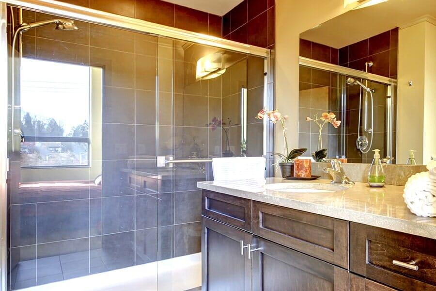 Sliding Shower Doors in New Rochelle, NY