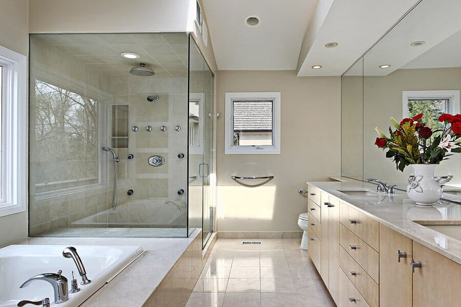 Chic Shower Doors in Mamaroneck, NY