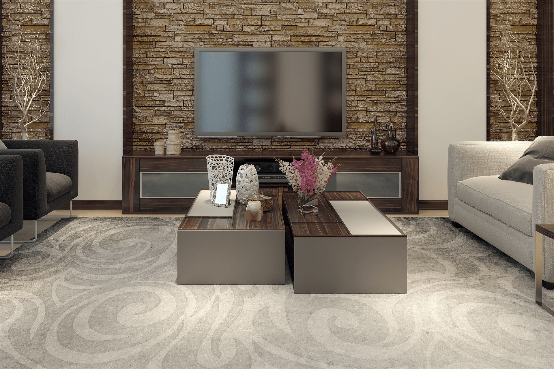 Modern carpeting in Keller, TX from The Floor Source & More