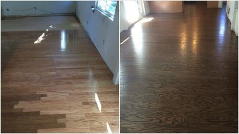 Bergen Hardwood Flooring Our Work - Before & After2