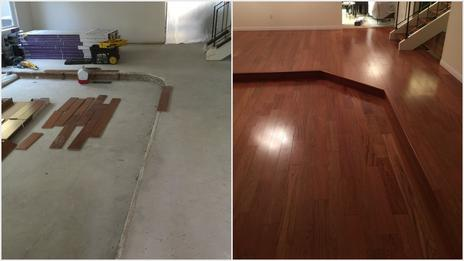 Bergen Hardwood Flooring Our Work - Before & After9