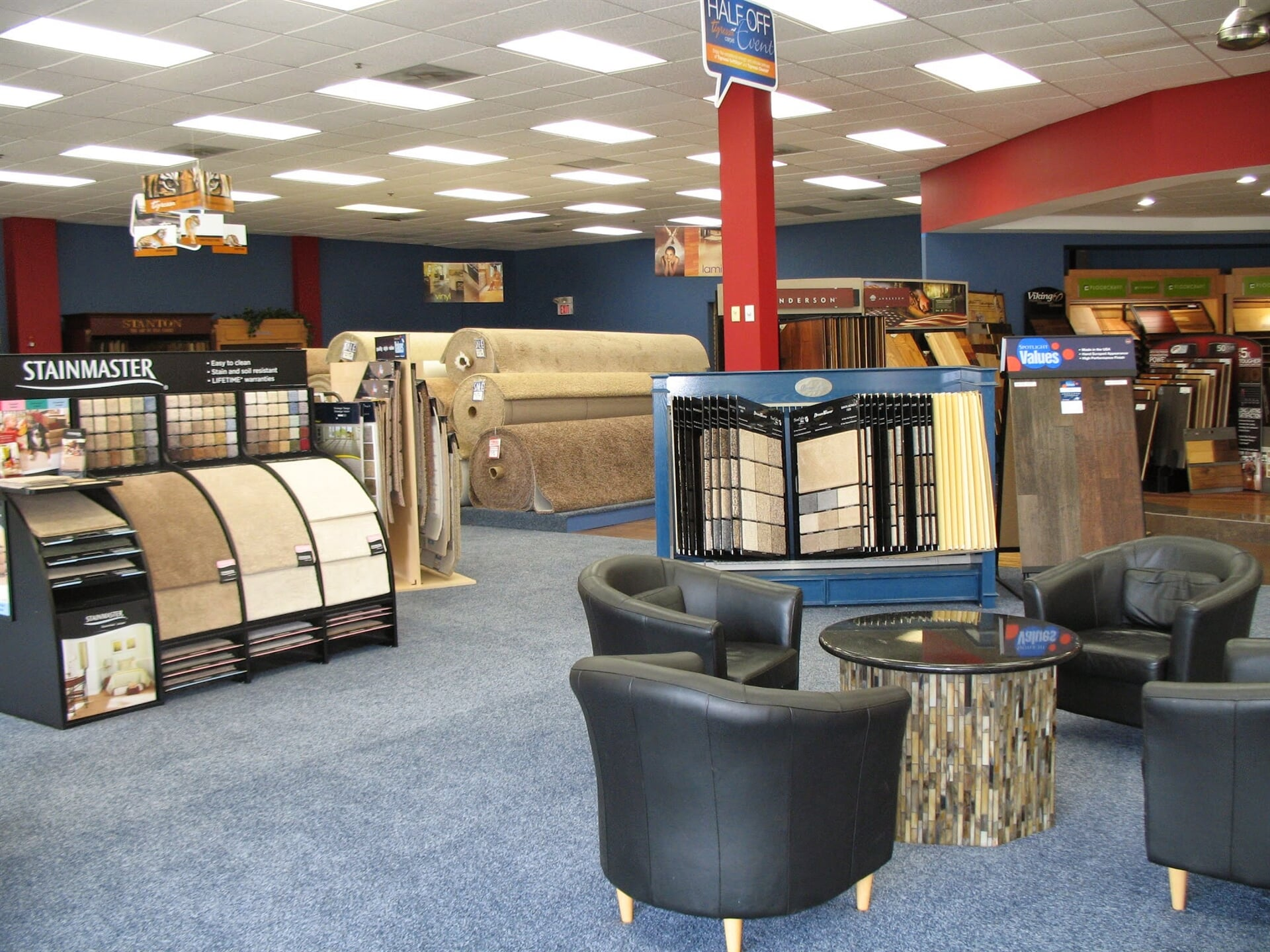 Extensive carpet options from Stainmaster and more for your Algonquin, IL floors
