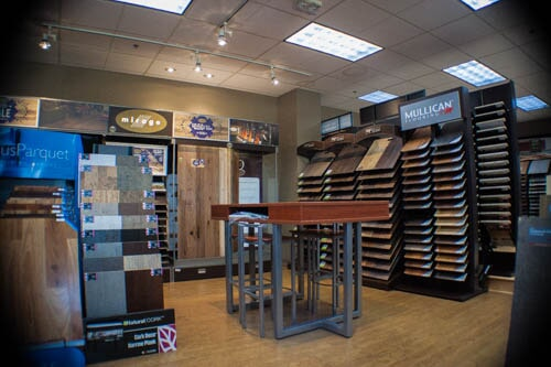 Showroom Westlake, OH from WestBay Floor Source