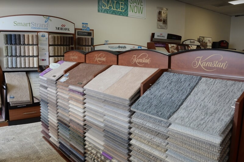 Value Discount Flooring showroom in Richmond, IL