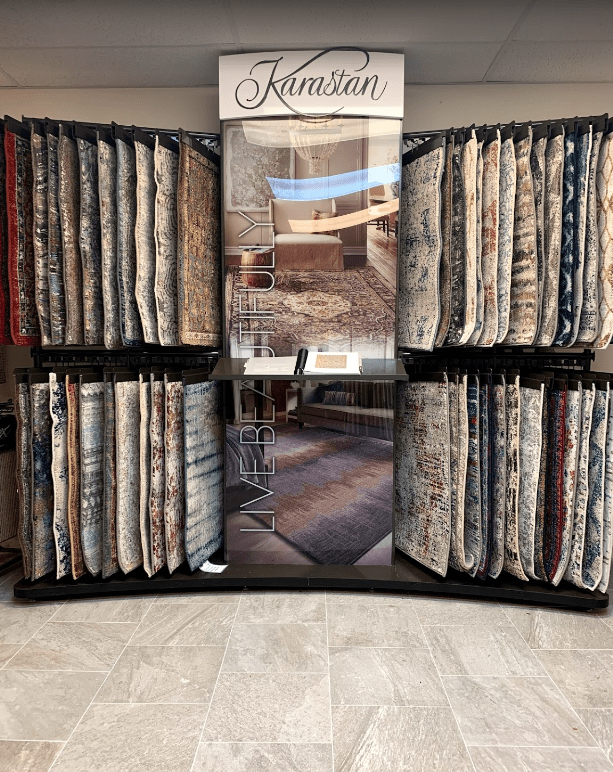 Karastan area rugs for your Newtown Square, PA floors from Havertown Carpet Co.