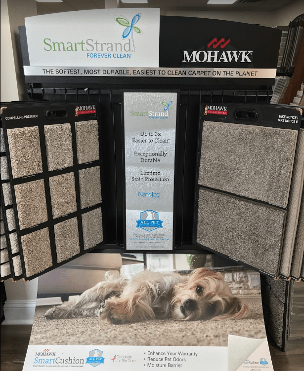 Mohawk SmartStrand carpet for your Newtown Square, PA home from Havertown Carpet Co.