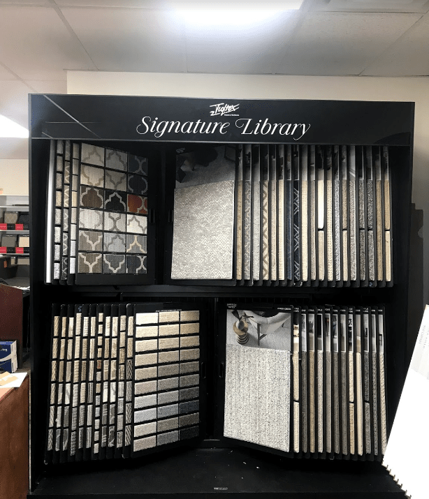 Signature Library flooring options for your Media, PA home from Havertown Carpet Co.