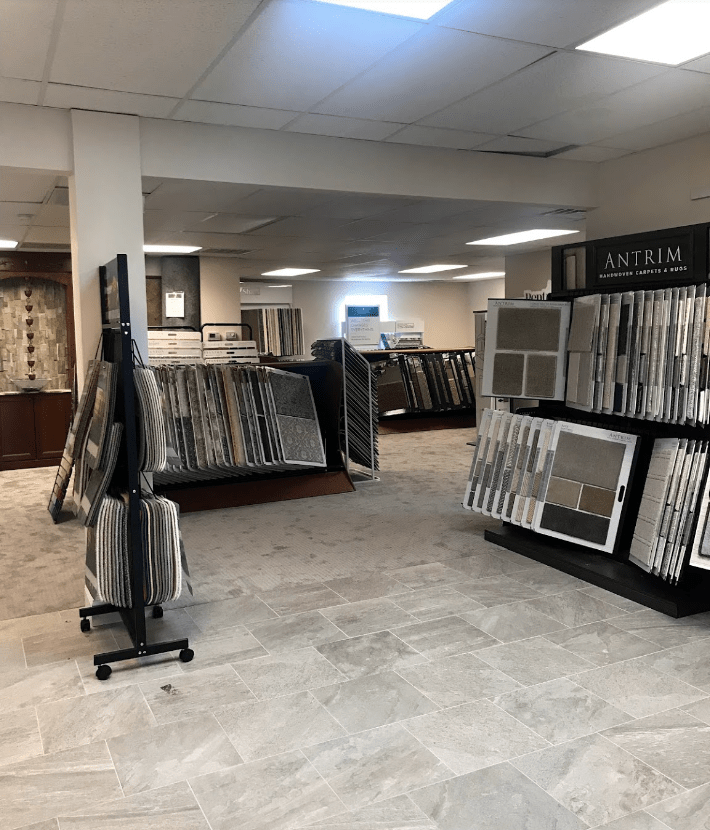 Our showroom floors have the latest products for your West Chester, PA home