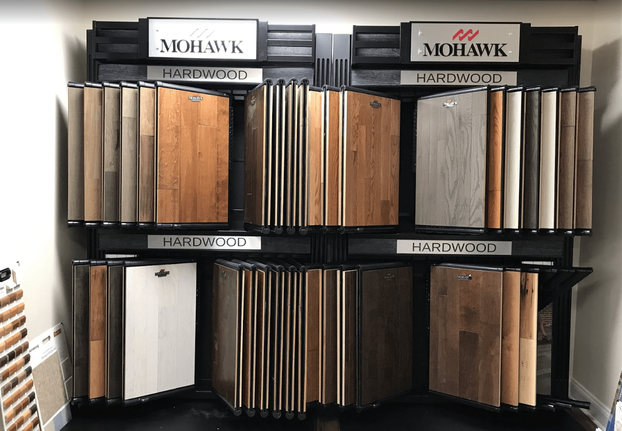 Mohawk hardwood flooring for your West Chester, PA home from Havertown Carpet