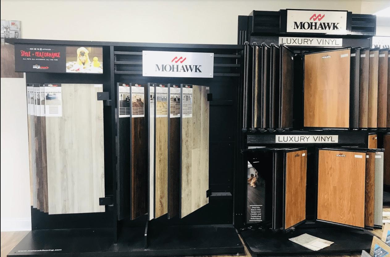 Mohawk luxury vinyl floors for your Media, PA home from Havertown Carpet