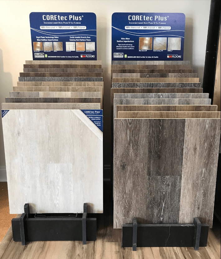 COREtec flooring for your Havertown, PA home from Havertown Carpet