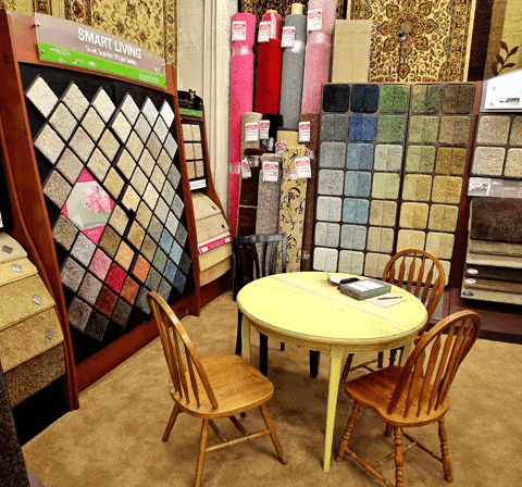 Many carpet samples of all colors for your Bryn Mawr, PA home from Havertown Carpet