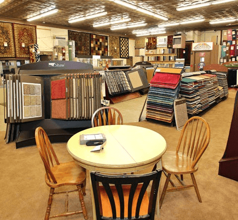 Sit down with the professionals at Havertown Carpet