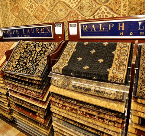 Ralph Lauren home products for your West Chester, PA home from Havertown Carpet Co.