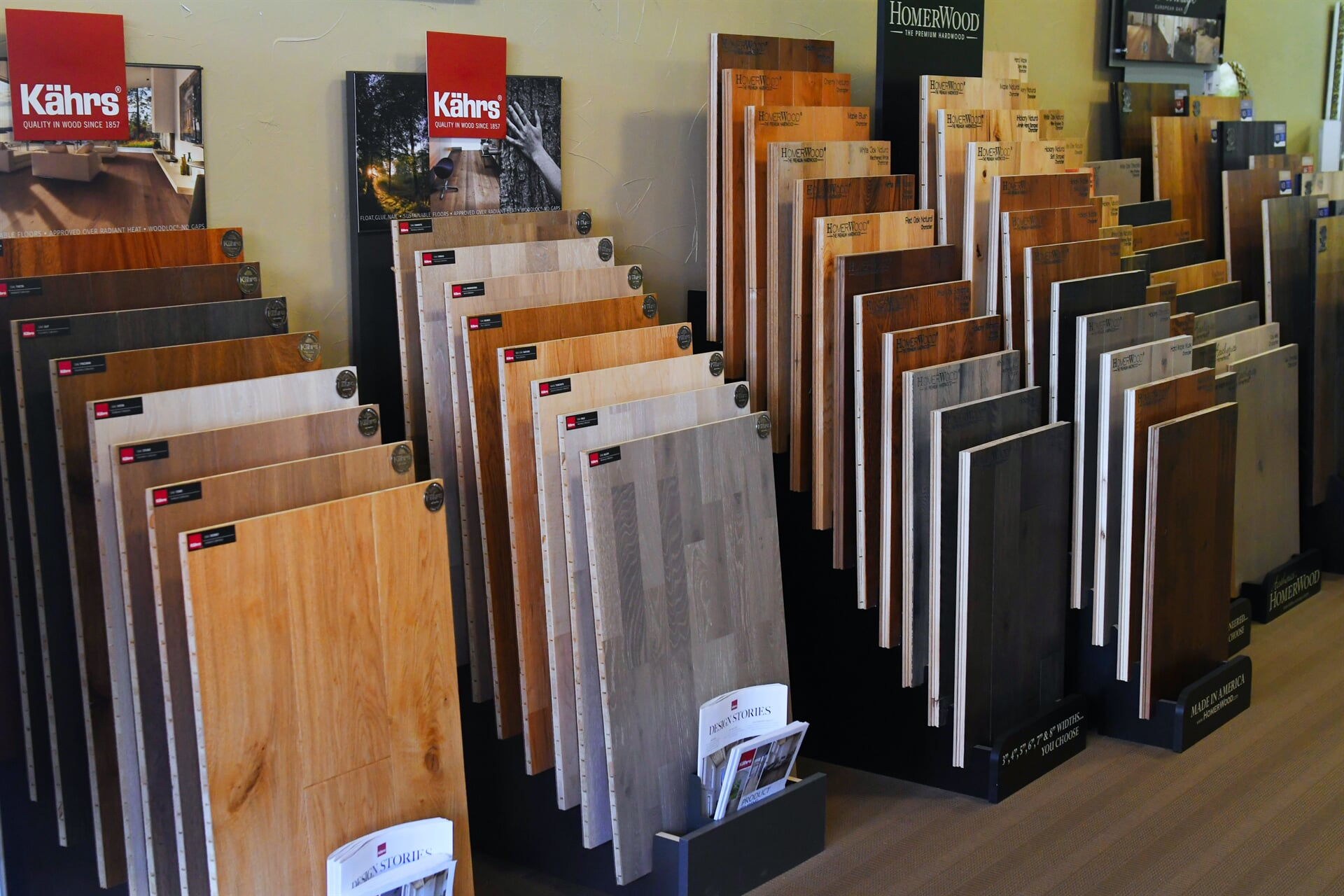 Flooring options from Mountain View Flooring for your Canon City, CO home