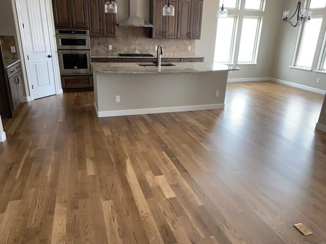 Classic kitchen remodel in Las Animas, CO from Mountain View Flooring