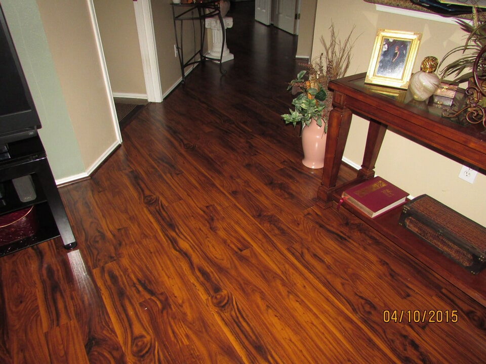 Beautiful hardwood flooring in Pasadena, TX from Baytown Floors