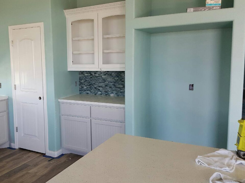Custom kitchen design in Galveston, TX from Baytown Floors