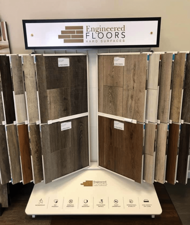 Engineered Floors Samples