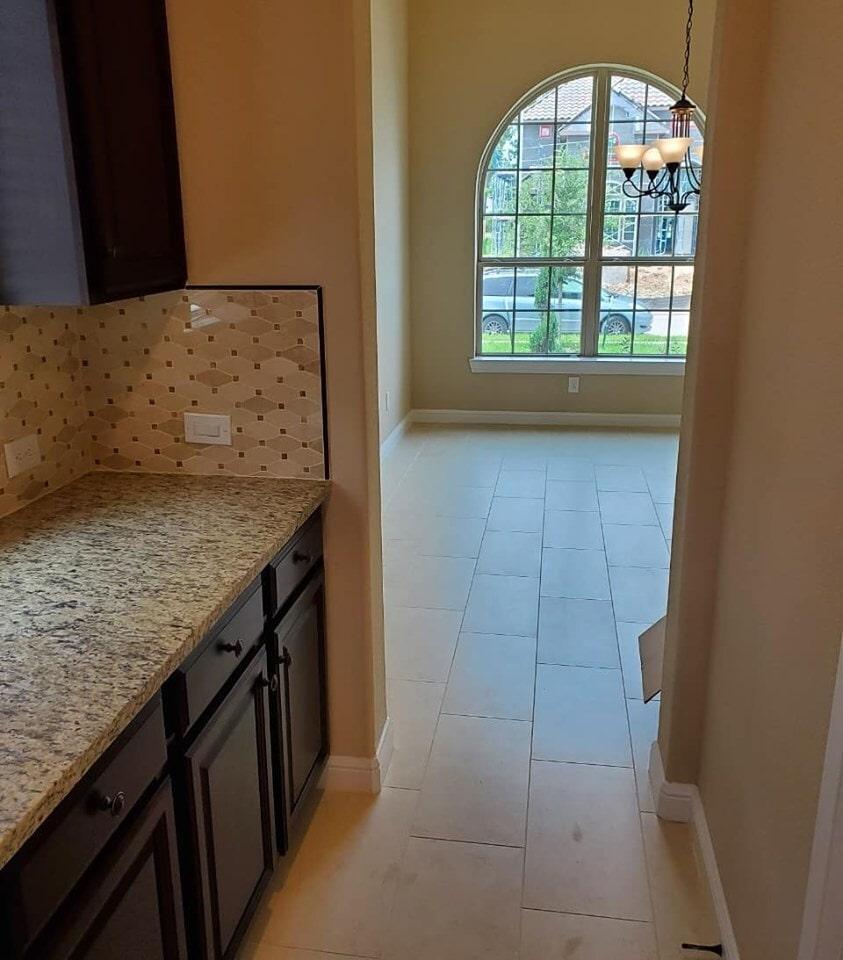 Classic tile flooring in Bellaire, TX from Petra Flooring & Blinds