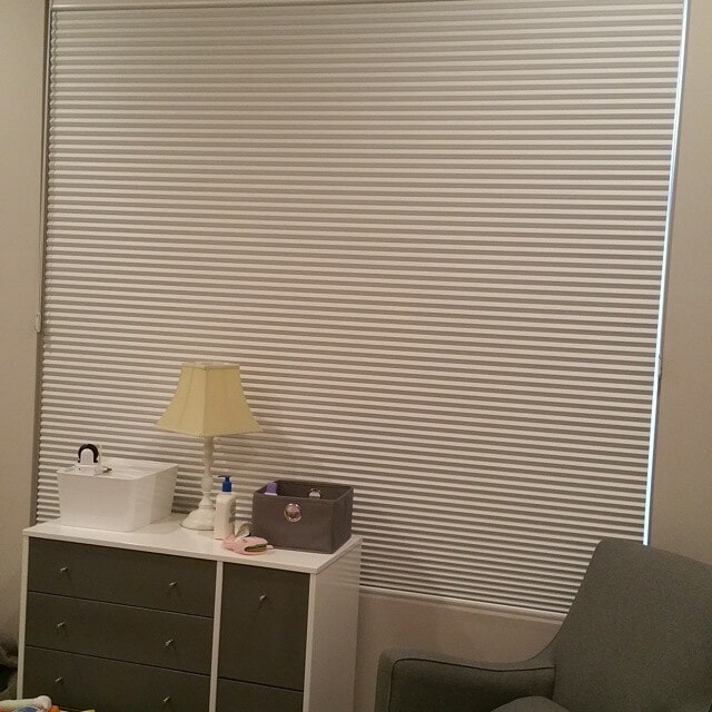 Duette honeycomb shades in Houston, TX from Petra Flooring & Blinds