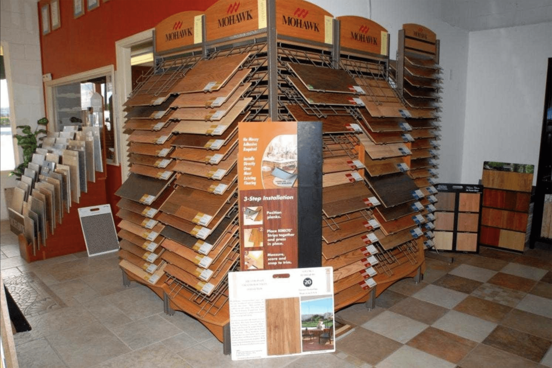 Mohawk hard surface flooring options in Estero, FL from Britt's Carpet Outlet