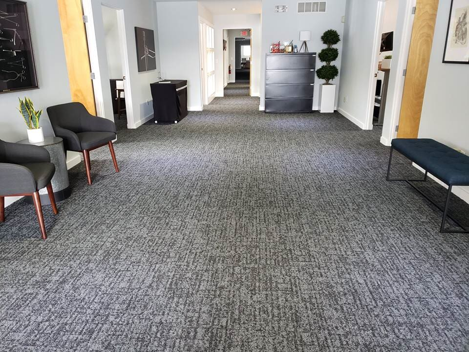 Commercial carpet in Leland, MI from Carpet Galleria