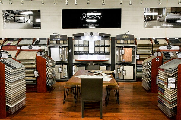 Showroom photo in Orland Park, IL from Sherlock's Carpet & Tile4