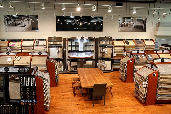 Showroom photo in Orland Park, IL from Sherlock's Carpet & Tile9