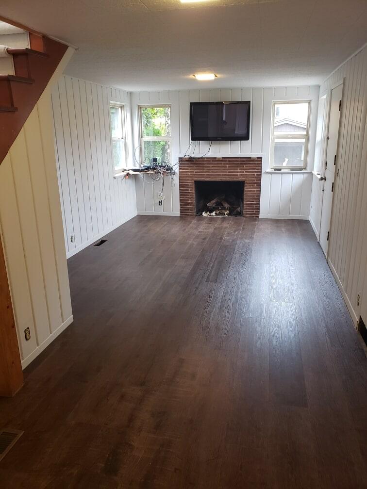 Hardwood flooring in Bellevue, WA from Vogel's Carpet & Flooring